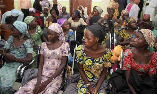 Chibok Girls Photo