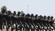Nigerian Police Photo