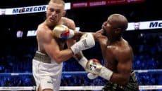 Mayweather vs McGregor Photo
