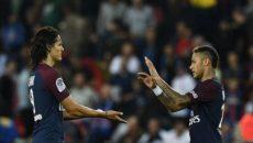 Cavani And Neymar Photo