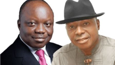 Uduaghan and Manager Photo