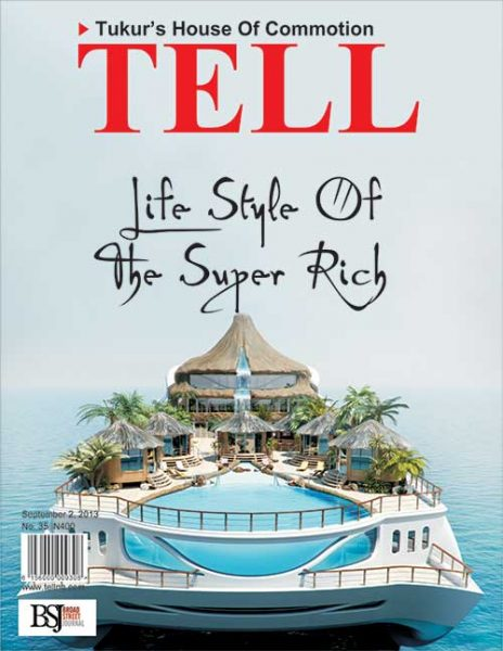 Life Style Of The Super Rich