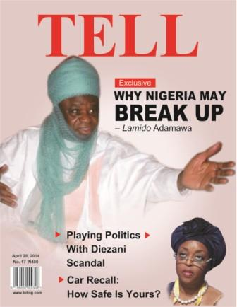 Why Nigeria May Break Up – Lamido Adamawa