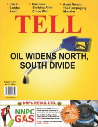 Oil Widens North, South Divide