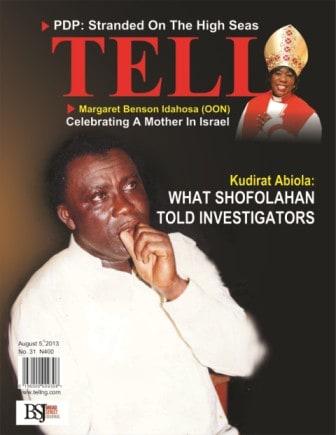 Kudirat Abiola: What Shofolahan Told Investigator