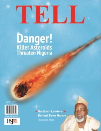 Danger! Killer Asteroids Threaten Nigeria