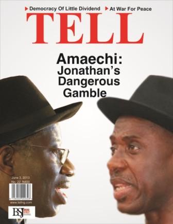 Amaechi Jonathan Dangerous Gamble