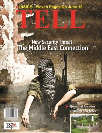 New Security Threat: The Middle East Connection