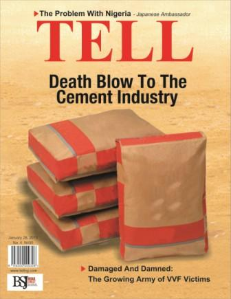 Death Blow to The Cement Industry