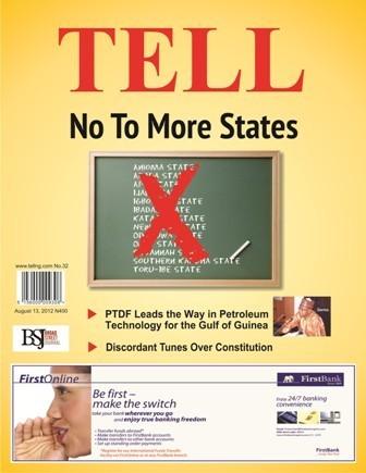 No To More States