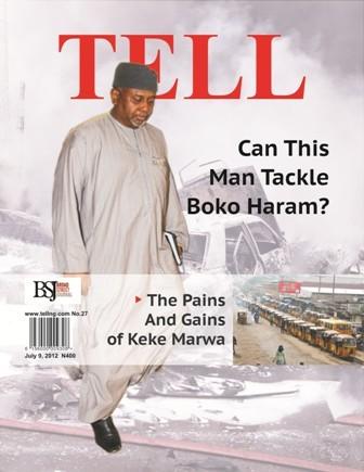 Can This Man Tackle Boko Haram?