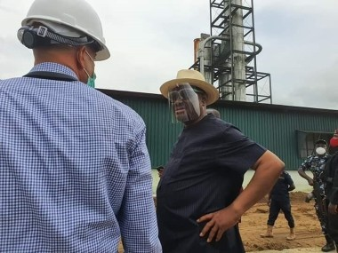 Five years after, Wike revives Amaechi's agric project Photo