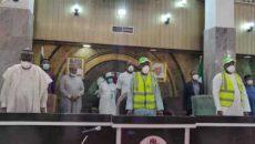 Presidential Taskforce on COVID-19 Photo