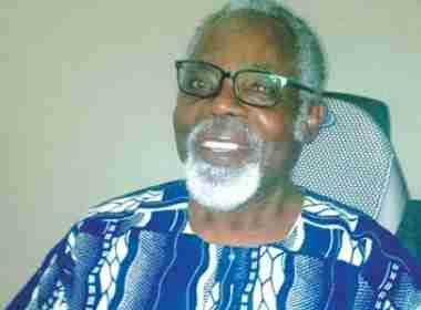 Peter Esechie Obadan Photo