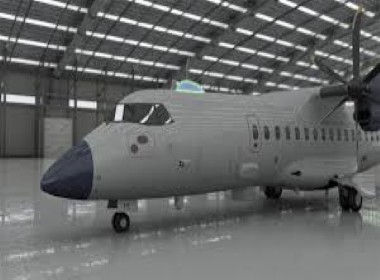 A special mission aircraft Photo