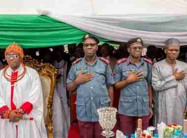 Oba Ewuare, Obaseki, Shaibu and Osagie