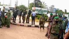 Blame Game Over Edo House of Assembly Invasion Photo