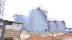 The $10 million (USD) Edo Modular Refinery Photo