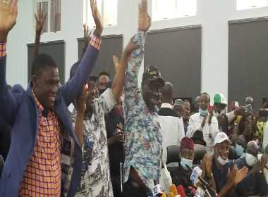Obaseki Wins Re-election