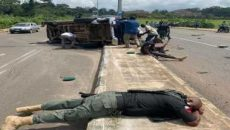 Policemen Die in Ghastly Accident in Ondo Photo