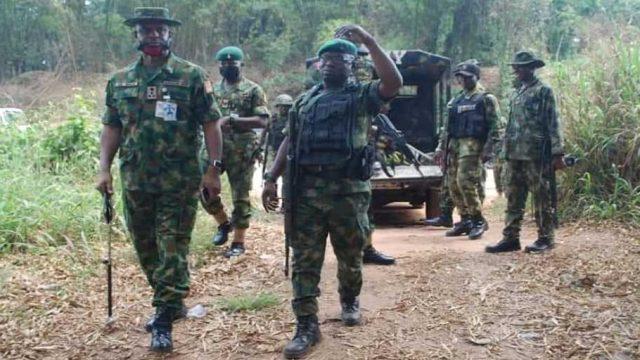 Edo State Joint Security Taskforce Photo