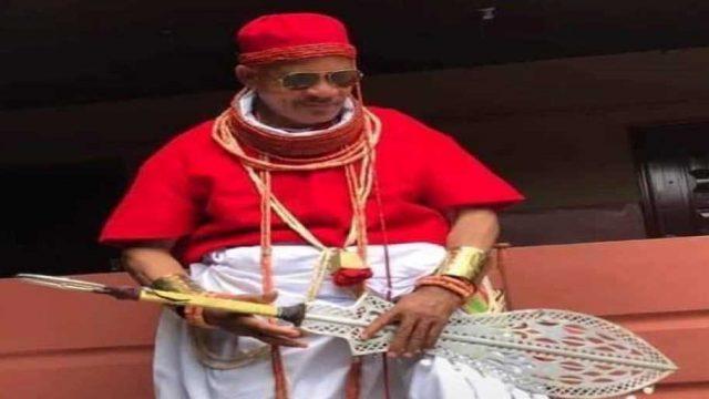 chief, Eduwu Ekhator Obasogie Photo