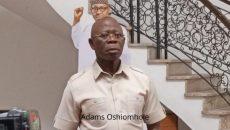 Adams Oshiomhole Photo