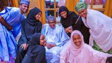 President Muhammadu Buhari on his 78 birthday Photo