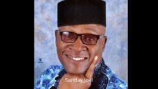 Sunday Joel Photo