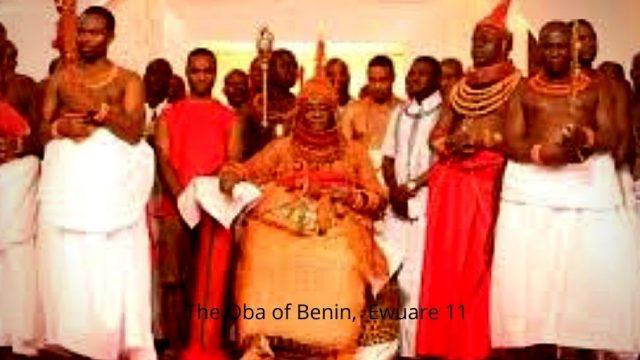 The Oba of Benin, Ewuare 11 photo
