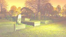 Cementary photo