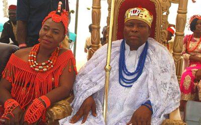 Dethroned Benjamin Ikani, the Oliola of Uzanu clan of South East Uneme.