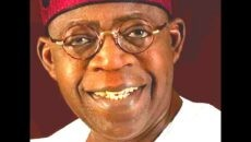 Bola Ahmed Tinubu, former Lagos Sate governor and national leader of the All Progressives Congress, APC. Photo