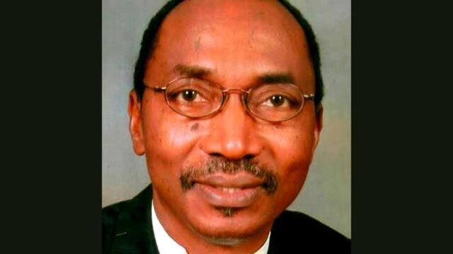 Tunji Abayomi, lawyer and human rights activist