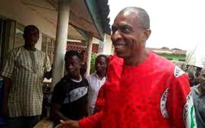Tony Aziegbemi Photo