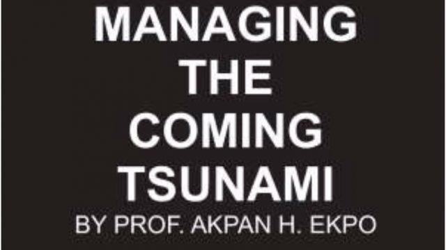 Managing The Coming Tsunami